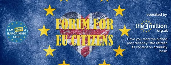 forum for European citizens